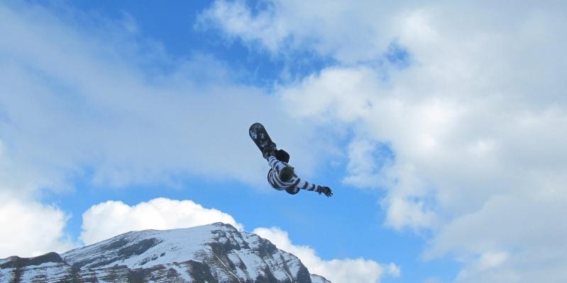 Coupe du monde de Para-snowboard à Orcières 1850 Daniel10