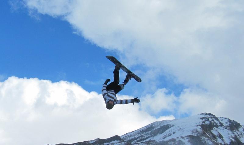 Coupe du monde de Para-snowboard à Orcières 1850 Daniel11
