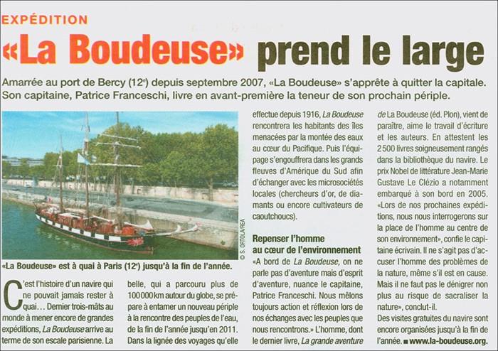 LA BOUDEUSE  à Paris Boudeu10