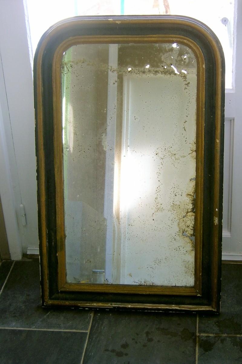 Miroir au mercure S3603210