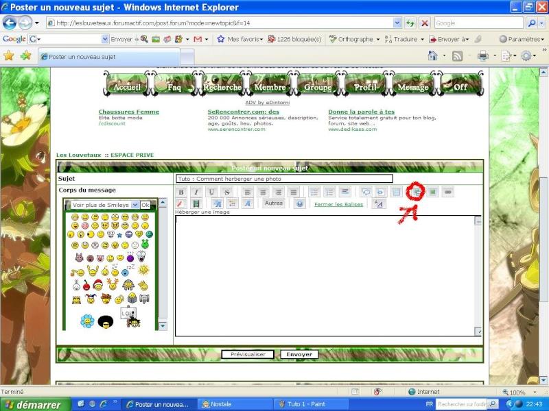 Tuto : Comment afficher images et photo dans un article Tuto_110