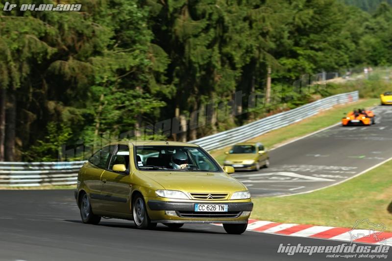 Nürburgring Nordschleife Touristenfahren 02-03-04/08/2013 Xsara_14