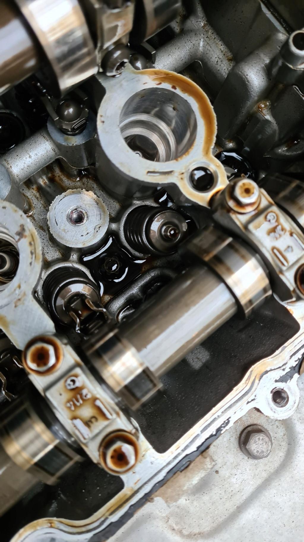 [ Peugeot 308 1.6 120Ch an 2012 ] sortie des doigts de culbuteurs de leur emplacements 20210310