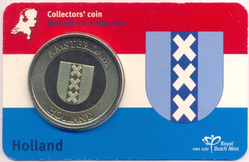 Coincards Royal Dutch Mint Knm_bl10