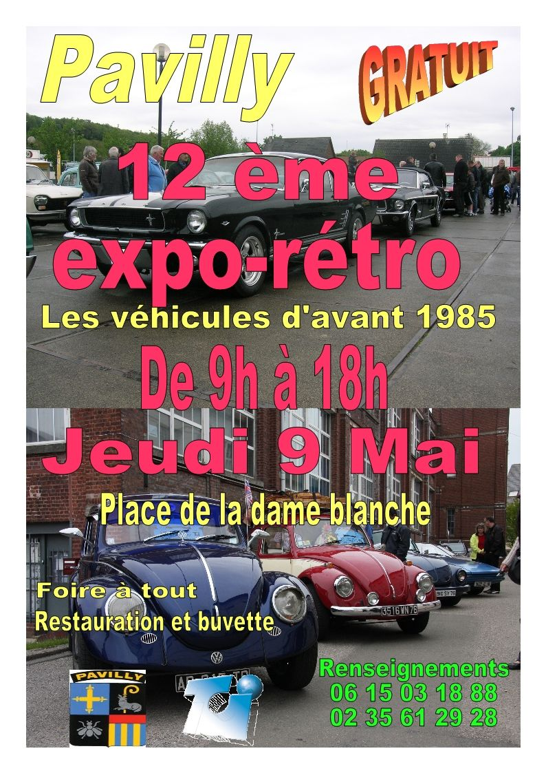 Expo rétro de Pavilly Pavill10