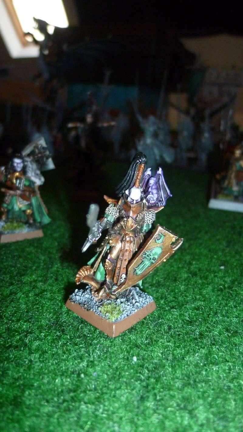 Kurl Vraneth et l'arche noire Eternelle Souffrance Elfes_13