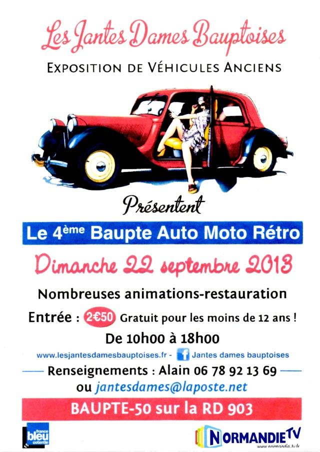 Exposition véhicules anciens en Normandie - 22 septembre 2013 Img06010