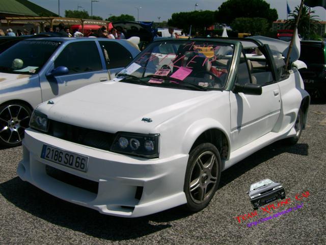 Moise 205 Roland Garros Cabriolet Meetin12