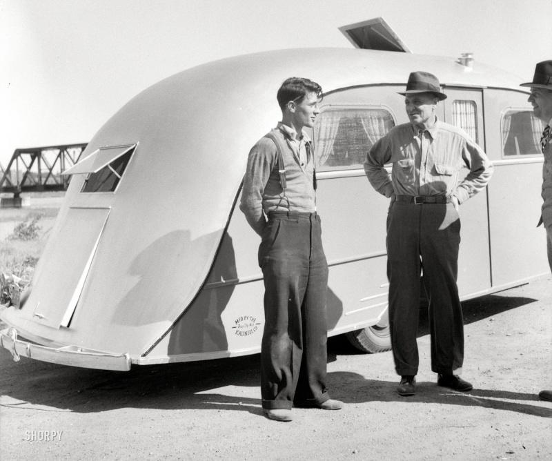 Auto + Caravane Shorpy11