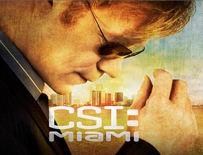 CSI Miami Csi-mi10