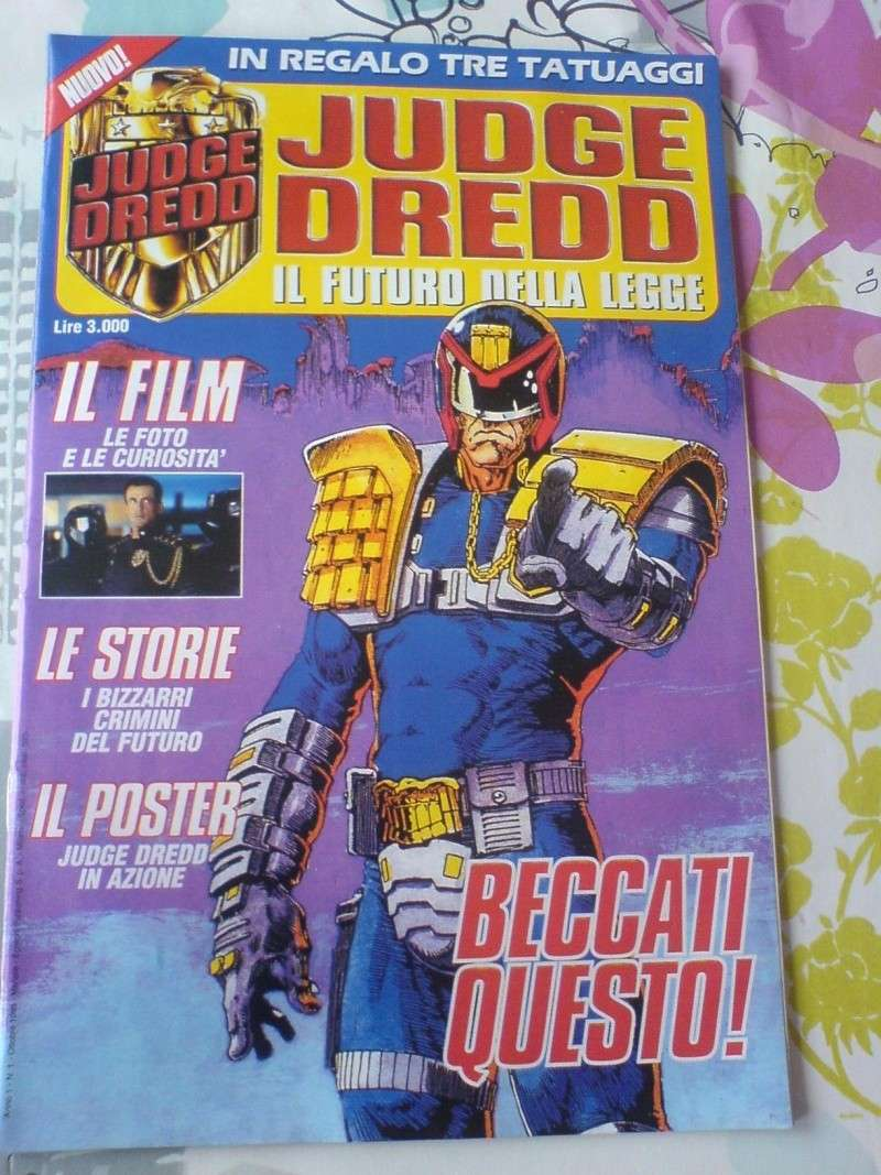 Collection Dredd08 Dsc00210
