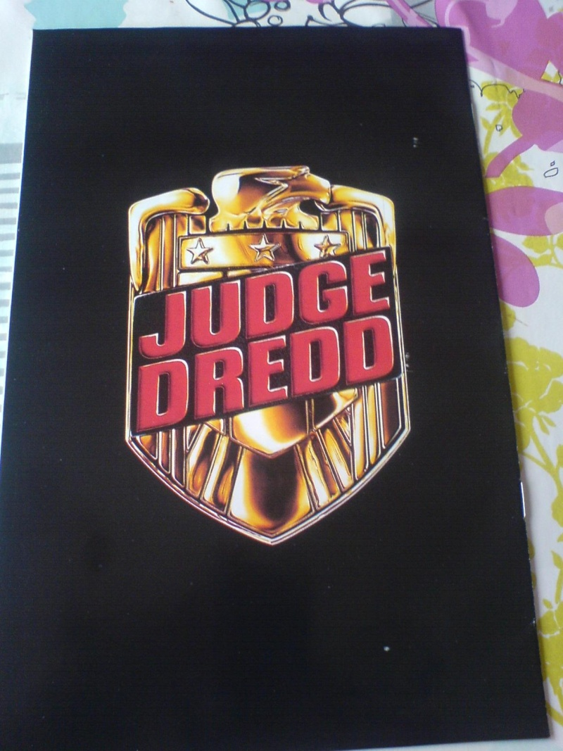 Collection Dredd08 Dsc00211