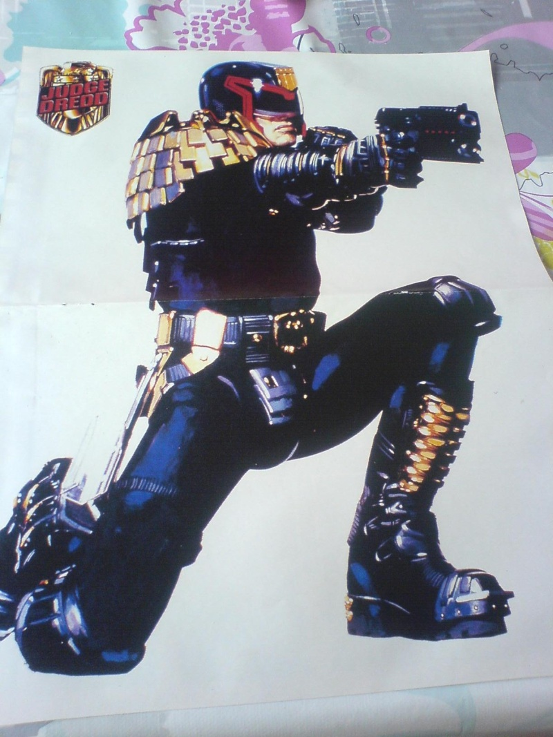 Collection Dredd08 Dsc00213