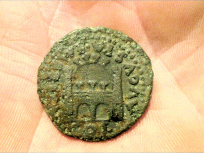 As de Emerita Augusta, reinado de Tiberio. Dsc00115
