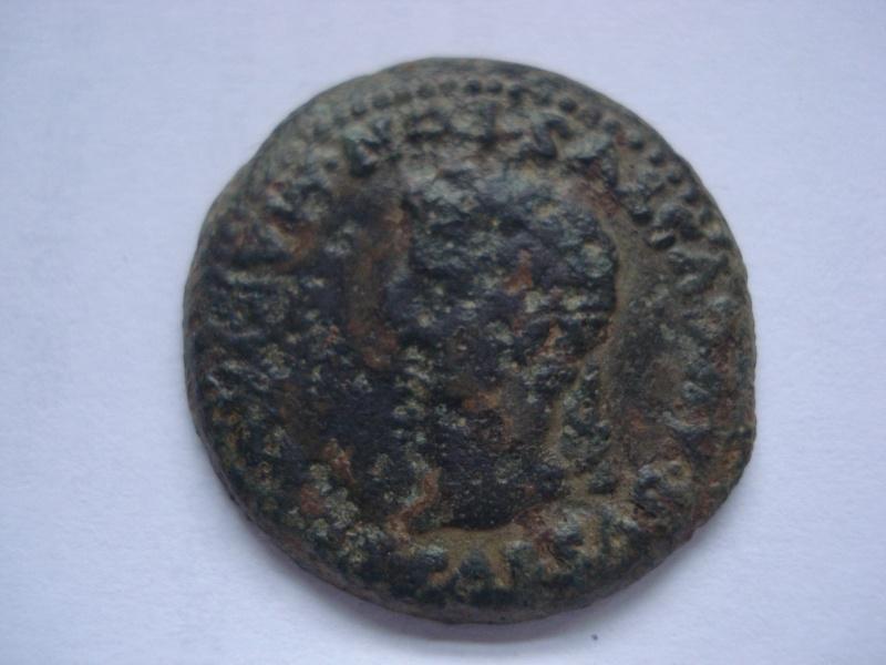 As hispano-romano de Emerita, reinado de Tiberio. Dsc03710