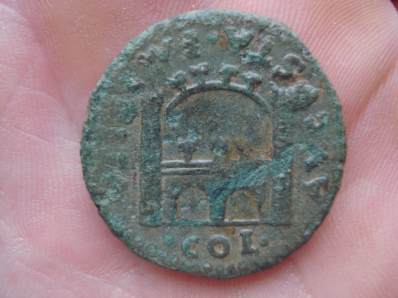 As hispano-romano de Emerita, reinado de Tiberio. Dsc03711