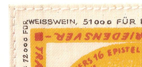 Notgeld ciudad de Bielefeld (billetes de seda/lino) Notgel14