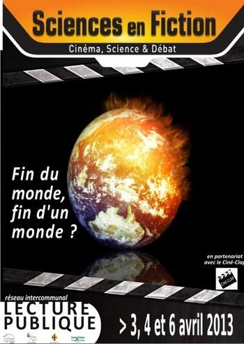 Castelnaudary: science en fiction, l'Apocalypse Aa4c5110