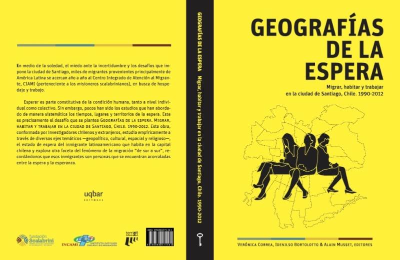 Geografías de la espera: en couverture Espera10