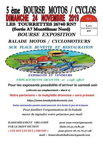 bourse motos cyclos 24/11/2019 Bourse12
