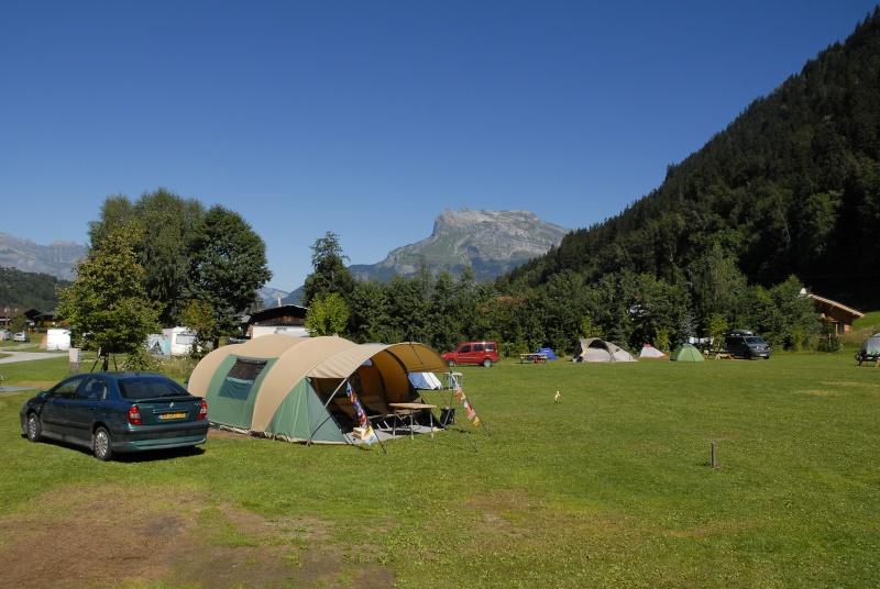 dome de miage - Camping Les Dômes de Miage _dsc0011