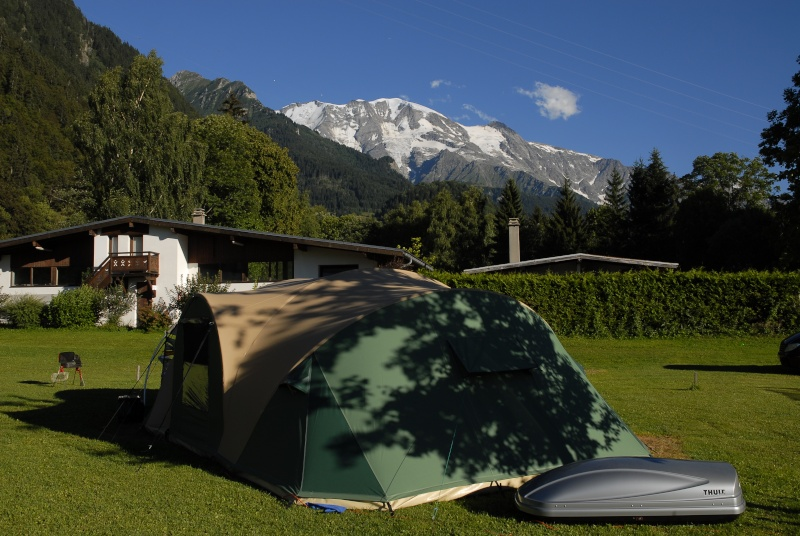 dome de miage - Camping Les Dômes de Miage _dsc0012