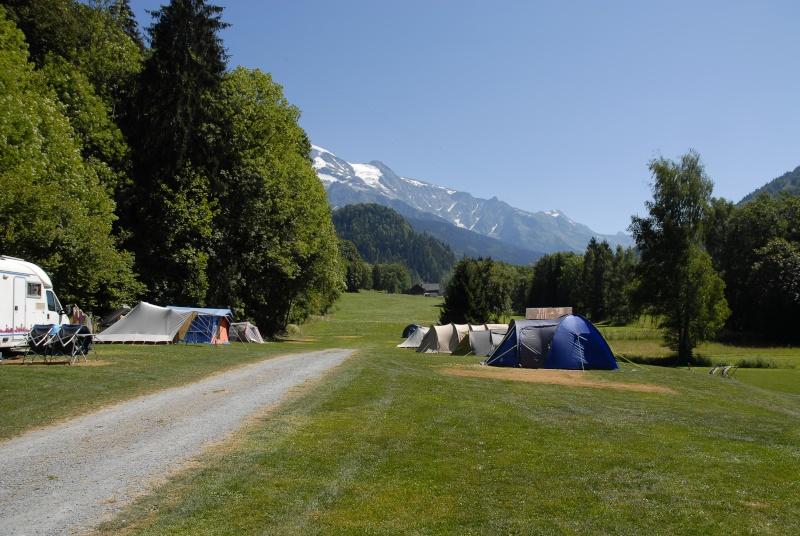 dome de miage - Camping Les Dômes de Miage _dsc0311