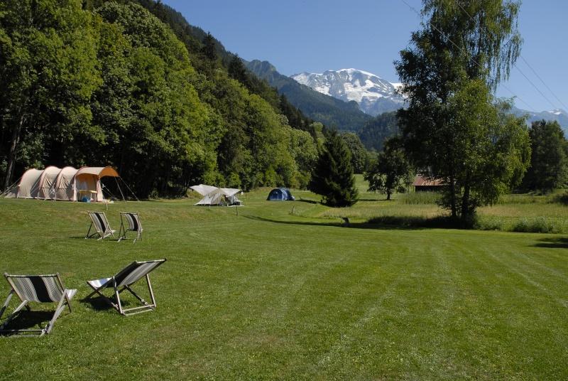 dome de miage - Camping Les Dômes de Miage _dsc0315