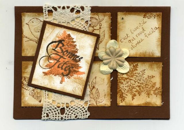 cartes de noël Noel0110