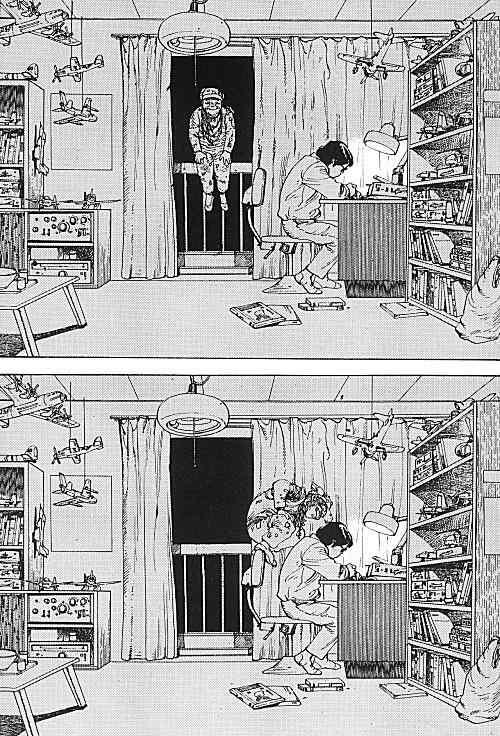 [Manga] Katsuhiro Ôtomo 121-do10