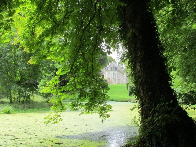 Le Château de Thaon, un petit coin de paradis Img_0090