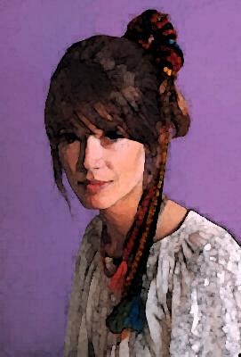 Les coiffures de Françoise Hardy Oeuvre10