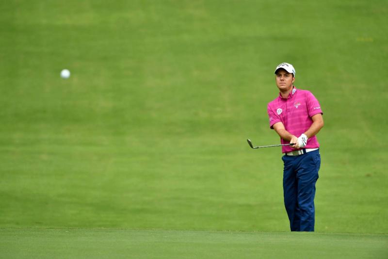 Asian Tour - Mercuries Taiwan Masters 2018 Weber10