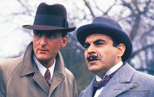 Hercule Poirot (série TV avec David Suchet).  Hh11