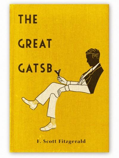 Gatsby le magnifique : les couvertures Tgg10