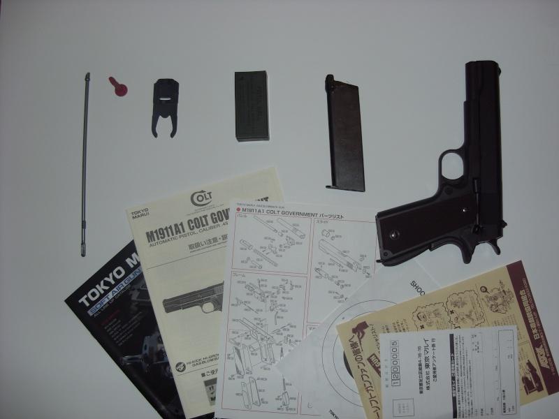 Colt M1911 A1 Marui Sn851012