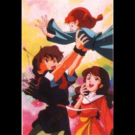 Les Aventures de Robin des Bois (Robin Hood no Daiboken) Robind10