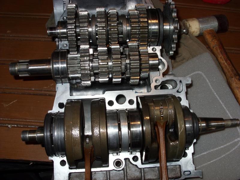 montage vilo hot rods +4  bielles rallongée Sn850812
