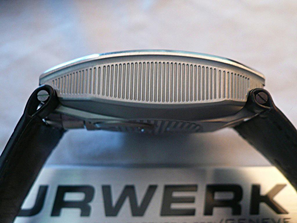 La nouvelle Urwerk 110 Ajan2015