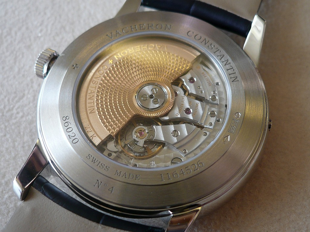 News : Vacheron Constantin Patrimony Double Retrograde Geneve76
