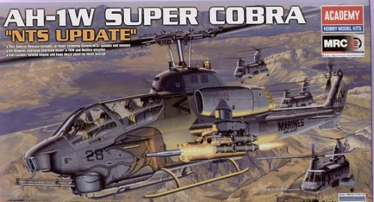 AH-1W super cobra Acd12710