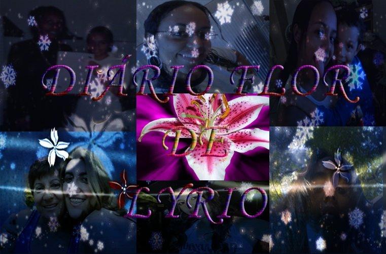 Diario Flor de Lyrio