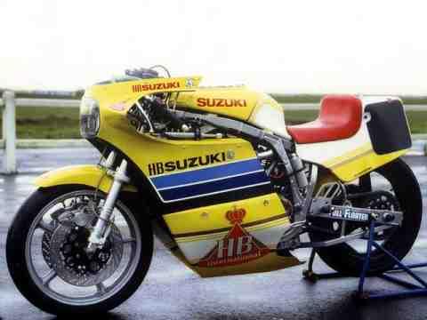 SUZUKI Power! Xr410110