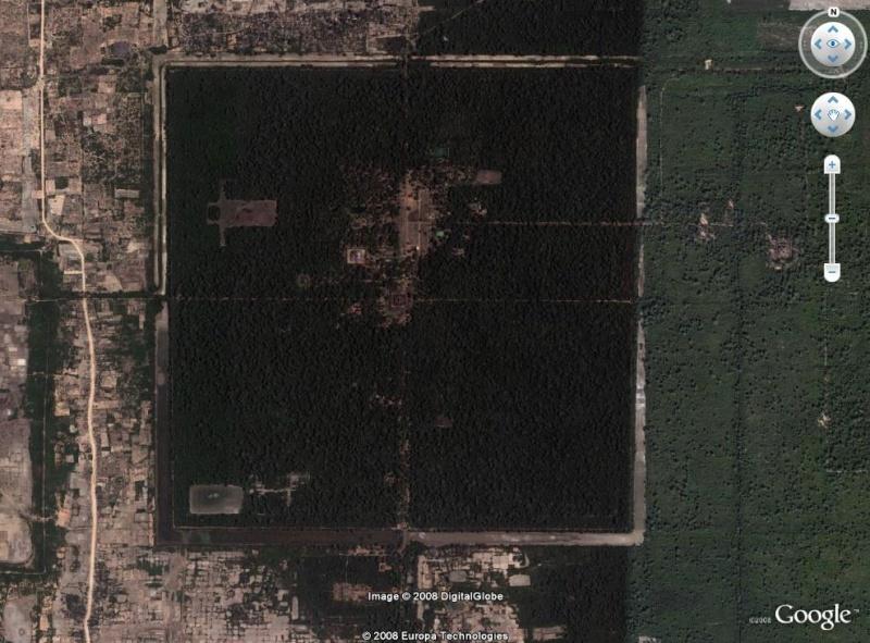 Le Monde par ses timbres sous Google Earth Cite_r10