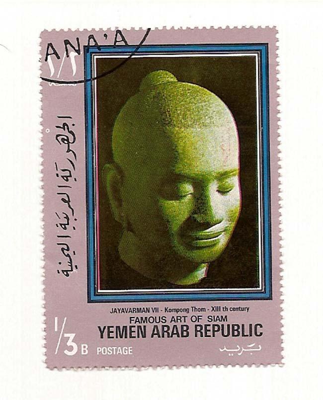 Le Monde par ses timbres sous Google Earth Jayava10