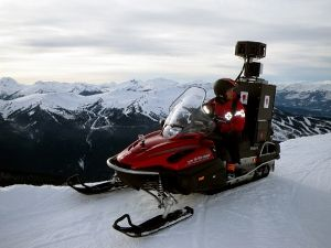 Google Street View s'invite sur les pistes de ski Rtemag13