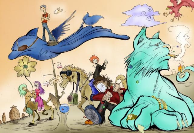 [Global Manga] Dreamland Dreaml11