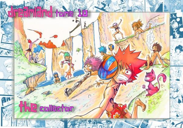 [Global Manga] Dreamland Dreaml12