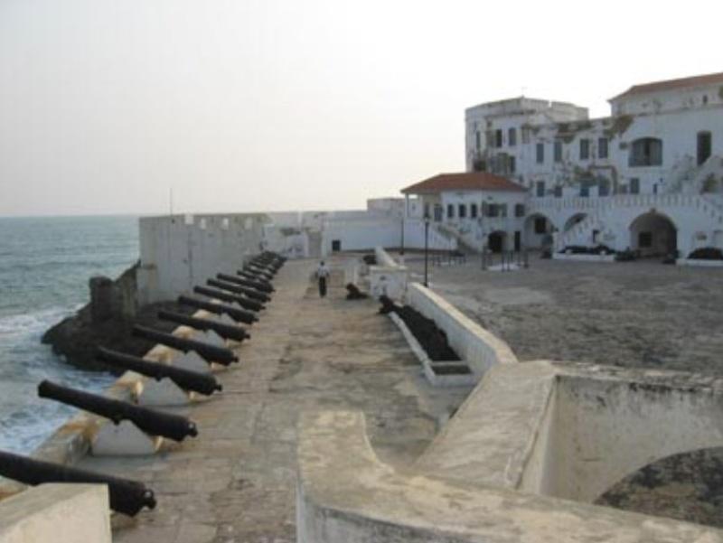 Château de Cape Coast - Ghana 1c723010