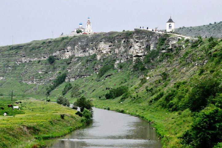 Orheiul Vechi (ensemble monastique) - Moldavie 38307910